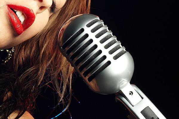 Женский вокал в блюзе