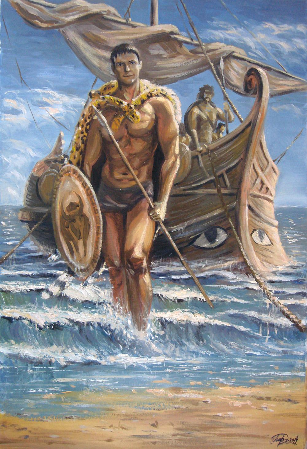 Золотой секрет аргонавтов. В древности пряли нити в шесть раз тоньше, чем сегодня